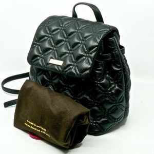 KATE SPADE~whitaker place~LEATHER BACKPACK PURSE